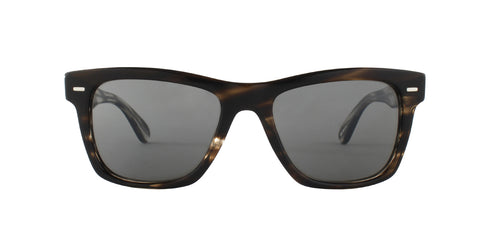 Oliver Peoples Oliver Cocobolo / Gray Lens Sunglasses