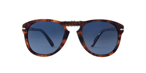 Persol - 0PO0714SM Havana - Blue Gradient Dark Blue Polar