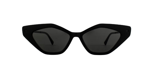 Mykita Gapi Black / Gray Lens Sunglasses