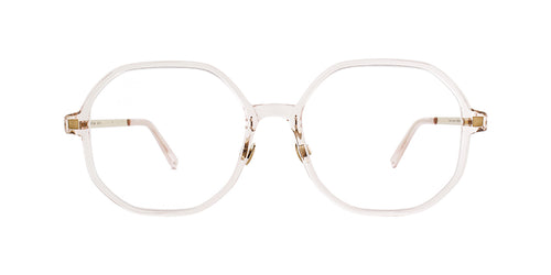 Mykita - Hilla Pink/Clear Square Women Eyeglasses - 52mm