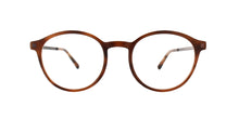 Mykita - Yaska Mocca/Clear Round Women Eyeglasses - 49mm