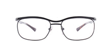 Persol - 0PO2464V Semi Gloss Black Rectangular Men Eyeglasses - 54mm