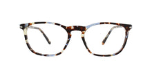 Persol PO3220V Blue/Brown / Clear Lens Eyeglasses
