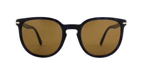 Persol PO3226S Havana  / Glass Lens Sunglasses