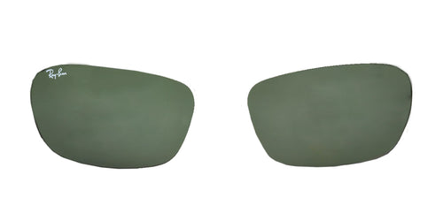 RB3534 - Green Polarized - Lenses