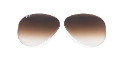 RB3026 - Lenses - Brown Gradient