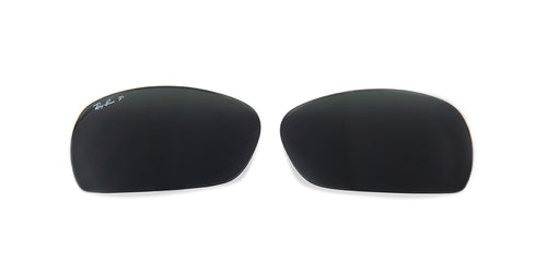 RB3379 - Lenses - Green 004/58 Polarized