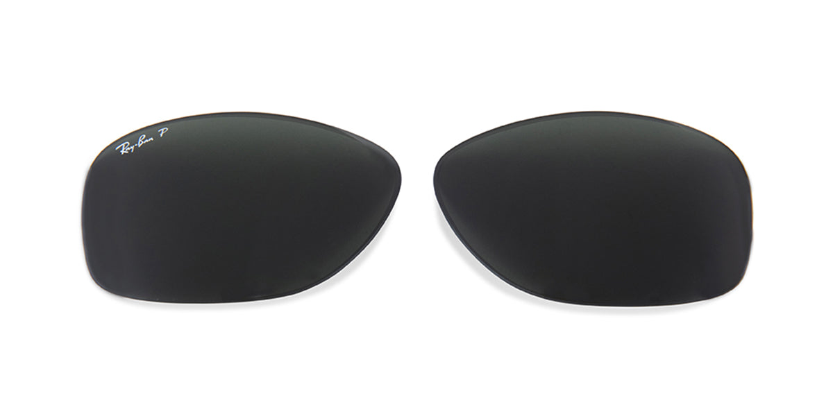 RB3506 - Lenses - Green 029/9A Polarized