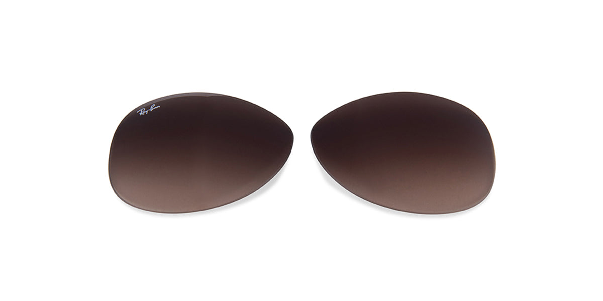 RB3386 - Lenses - Brown