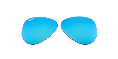 RB3025 - Lenses - Blue 112/4L Polarized