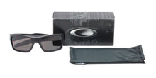 Oakley - Turbine Black/Gray Rectangular Men Sunglasses - 65mm