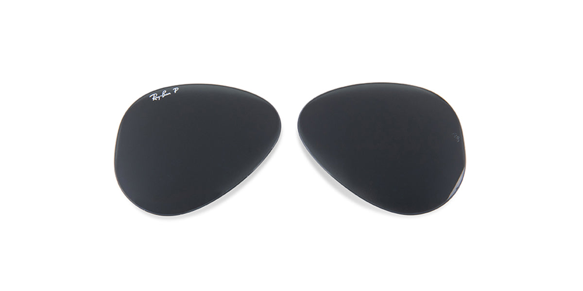 RB3025 - Lenses - Green Polarized