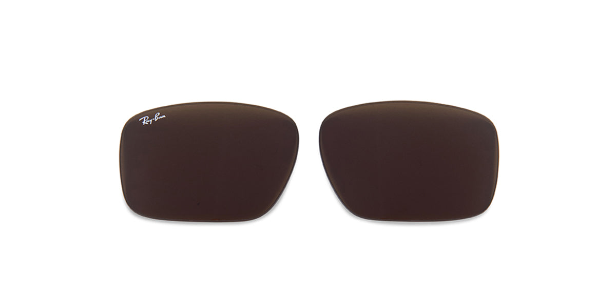 Ray-Ban RB4228 Brown Replacement Lenses