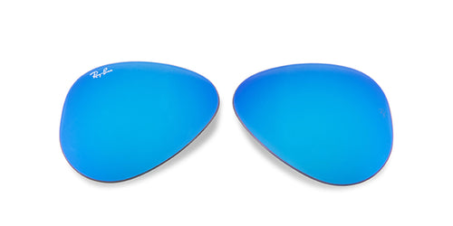 RB3025 | RB3025L - Lenses - Blue