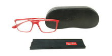 Ray Ban Rx - RX7036 Red Rectangular Unisex Eyeglasses - 52mm