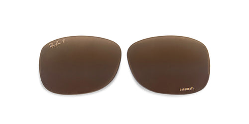 Ray-Ban RB4263 Polarized Brown Replacement Lenses