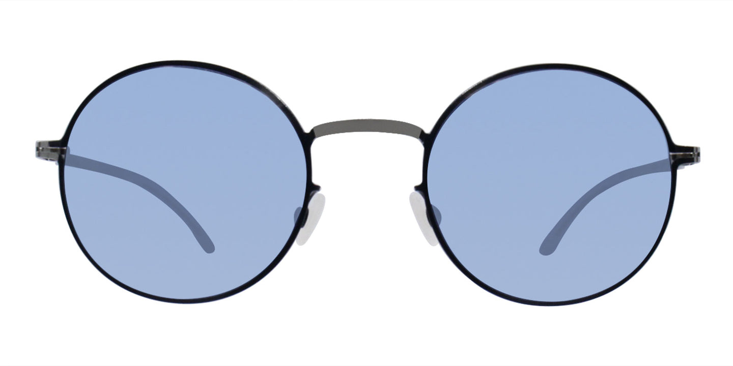 Mykita - Ennio Blue/Blue Oval Women Sunglasses - 47mm