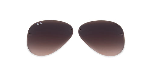 RB3449 - Lenses - Brown Gradient 001/13