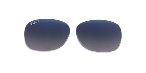 RB2132 - Lenses - Blue 822/78 | 601S78 Polarized