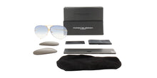 Porsche Design P8478 Gold / Blue Lens Sunglasses