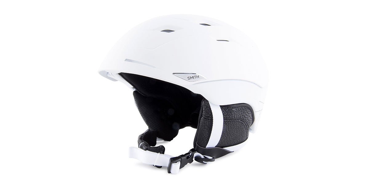 Smith Sequel Matte White Helmet Large 59-63 cm