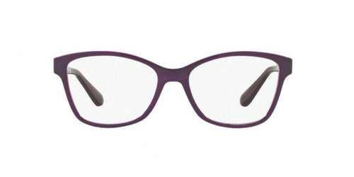 Vogue VO 2998 Purple / Clear Lens Solid Polarized Eyeglasses