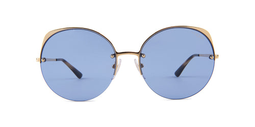 Vogue VO4081S Gold / Blue Lens Sunglasses