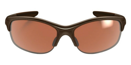 Oakley Commit Brown / Brown Lens Mirror Sunglasses