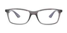 Ray-Ban Rx RX7047 Gray / Clear Lens Eyeglasses