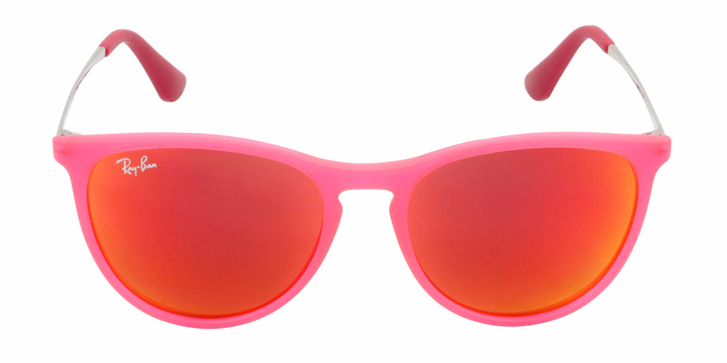 Ray Ban Jr - RJ9060S Red Oval Kids Sunglasses - 50mm
