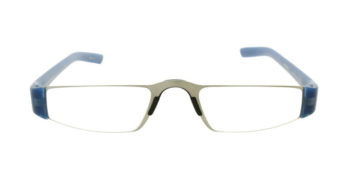 Porsche Design P8801 +2.50 Blue / Clear Lens Readers