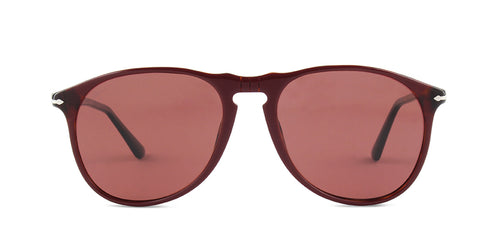 Persol - PO6649SM Red Aviator Men Sunglasses - 55mm