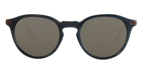 Oliver Peoples Rue Marbeuf Blue / Gray Lens Mirror Sunglasses