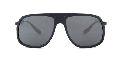 Ray-Ban RB4308M  Grey / Gray Lens Mirror