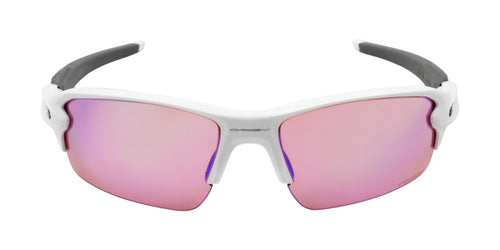 Oakley - OO9295 White Semi-Rimless Men Sunglasses - 59mm