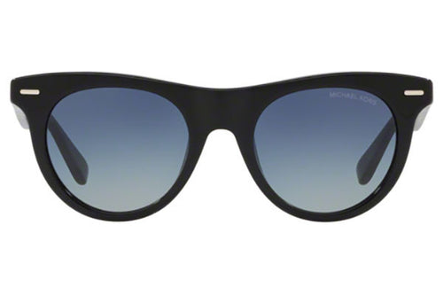 Michael Kors MK 2074F Black / Blue Lens Sunglasses