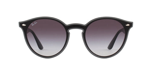 Ray Ban - RB4380N Gray Round Unisex Sunglasses - 37mm