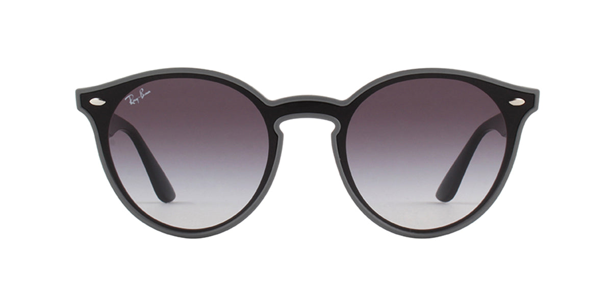 Ray Ban - RB4380N Gray/Gray Gradient Round Unisex Sunglasses - 37mm