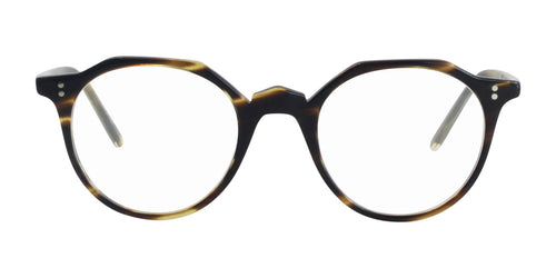Oliver Peoples OP-L 30th Tortoise / Clear Lens Eyeglasses