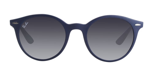 Ray Ban - RB4296 Blue Oval Unisex Sunglasses - 50mm