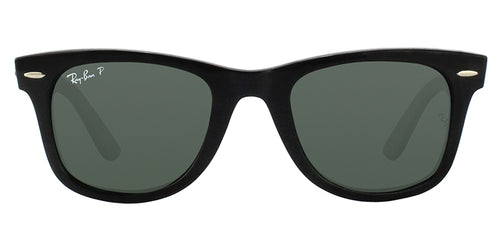 Ray Ban - RB4340 Black Wayfarer Unisex Sunglasses - 50mm