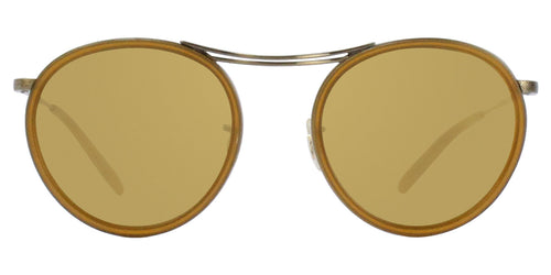 Oliver Peoples MP-30TH Gold / Gold Lens Sunglasses