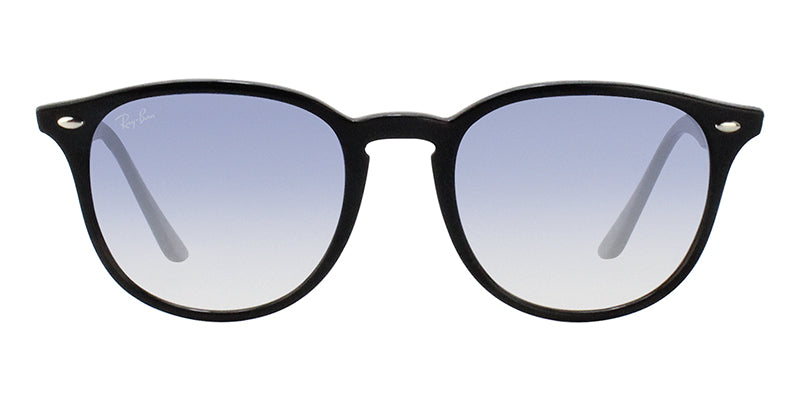 Ray Ban - RB4259 Black/Blue Gradient Oval Unisex Sunglasses - 51mm