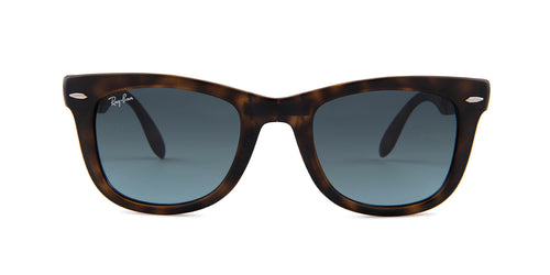 Ray Ban - RB4105 Havana Square Men Sunglasses - 50mm