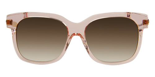 Thierry Lasry Rapsody Pink / Brown Lens Sunglasses