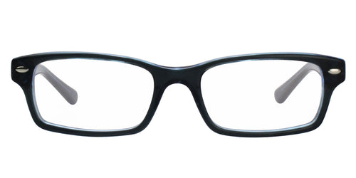 Ray Ban Rx - RB1530 Blue Rectangular Unisex Eyeglasses - 48mm