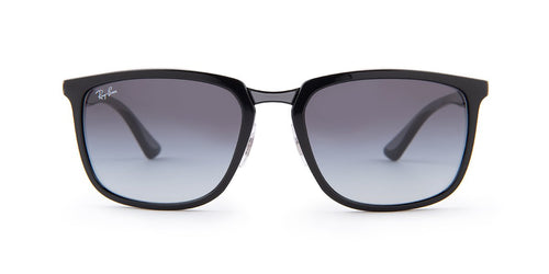 Ray-Ban RB4303 Black / Black Lens