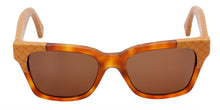Retrosuperfuture - America Tortoise Rectangular Women Sunglasses - 51mm
