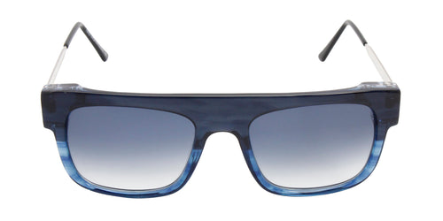 Thierry Lasry Polarity Blue / Blue Lens Sunglasses