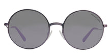 Michael Kors - MK5017 Purple Oval Women Sunglasses - 55mm